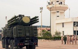Căn cứ Nga ở Syria liên tiếp bị tấn công, hứng 12 quả tên lửa