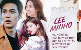 Điều gì làm nên sức hút của Lee Min Ho: Chàng trai cưa đổ Suzy, Park Min Young, khiến 2 bé gái đánh nhau hồi mẫu giáo