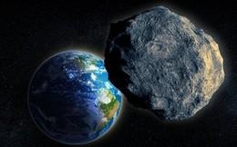 Video mô phỏng tiểu hành tinh đang lao vào Trái Đất