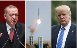 """Muốn có cả """"hai chiếc bánh"""" S-400 và F-35, Thổ Nhĩ Kỳ quyết tất tay """"cược"""" vào ông Trump?"""