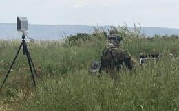 Đặc nhiệm Nga tham chiến trên vùng nông thôn bắc Hama