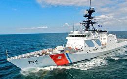 Tàu Cảnh sát biển Mỹ tháo lui khi gặp tàu tuần tra Venezuela