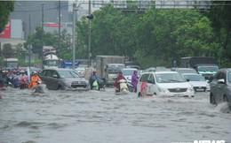 Vì sao đường Nguyễn Hữu Cảnh, TP.HCM vẫn liên tiếp ngập nặng dù được đầu tư lớn?