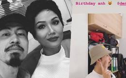 """H'Hen Niê thân thiết đăng ảnh chúc mừng sinh nhật Đen Vâu sau nhiều lần """"thả thính"""" công khai"""