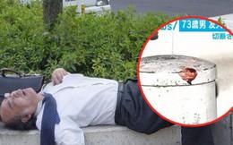Nhật Bản: Cụ ông 73 tuổi cắn đứt ngón tay bạn nhậu trong lúc say xỉn