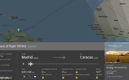 Máy bay Trung Quốc vừa tới sân bay Venezuela làm gì?