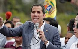 Lãnh đạo đối lập Guaido kêu gọi EU mạnh tay trừng phạt với chính quyền Venezuela