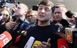 Tân Tổng thống Ukraina Vladimir Zelenskybị tòa phạt tiền