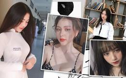 Hội gái xinh mới 17 tuổi đã nổi tiếng rần rần: Toàn cực phẩm học đường, có người được báo Trung ca ngợi với loạt mỹ từ