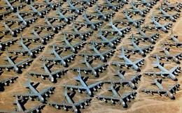 Iran giật mình khi Mỹ gọi tái ngũ pháo đài bay B-52 từ căn cứ Davis-Monthan