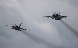 Hơn 50 máy bay chiến đấu của Nga tung hỏa lực, khiến kẻ thù 'bạt vía'
