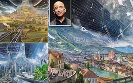 Ông chủ Amazon công bố kế hoạch bí mật xây căn cứ vũ trụ cho cả nghìn tỷ người: Tuyệt đẹp, ai cũng sẽ muốn ở
