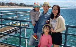 34 ngày và hành trình nước Mỹ của gia đình trẻ: Khoảng thời gian tuyệt vời hâm nóng lại tình cảm gia đình