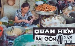 """Quán ăn nhỏ hơn 40 năm tuổi góp phần làm nên """"văn hóa ẩm thực hẻm Sài Gòn"""": 7 ngày bán 7 món khác nhau, tuyệt hảo nhất chính là món chay"""