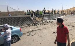 Xe du lịch lại bị đánh bom ở Ai Cập, 16 du khách bị thương