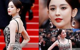 """Mỹ nhân bị nhầm với Ngọc Trinh: Nàng công chúa Hoa ngữ đẹp """"ná thở"""" tại Cannes bất chấp ảnh không photoshop"""