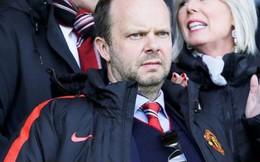 Ed Woodward viết đơn xin chia tay Man Utd