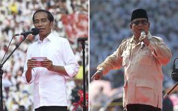 Ông Joko Widodo tái đắc cử Tổng thống Indonesia