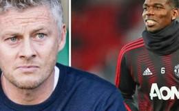 Solskjaer: 'Pogba sẽ rời Manchester United'