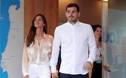 Vừa được xuất viện, thủ thành Iker Casillas lại nhận tin dữ từ vợ