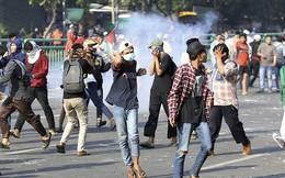 Biểu tình bạo lực ở Indonesia sau khi công bố kết quả bầu cử