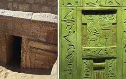 """Vén màn sự thật về các """"cánh cửa chết"""" trong lăng mộ pharaon"""