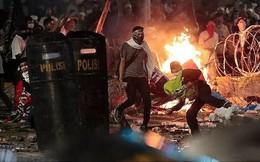 Bạo loạn ở Indonesia, thủ đô biến thành chiến trường