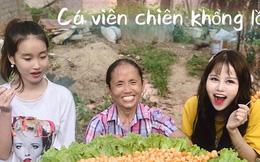 """Cô gái hay xuất hiện trong các vlog của Bà Tân bị """"ném đá"""" vì make-up quá đậm, là ai?"""