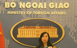 Việt Nam phản đối Trung Quốc tổ chức đua thuyền ở quần đảo Hoàng Sa