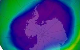 Trung Quốc thải chất cấm phá hủy tầng ozone
