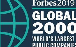 4 doanh nghiệp Việt Nam lọt Top 2000 công ty lớn nhất thế giới của Forbes: Vietcombank dẫn đầu, Vingroup tăng 245 bậc vượt qua VietinBank