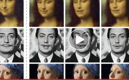 AI mà Samsung vừa tạo ra có thể biến một tấm ảnh thành đoạn video
