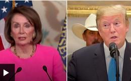 Ông Trump và Chủ tịch Hạ viện công kích nhau dữ dội