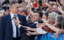 Tổng thống Ukraine bổ nhiệm ekip bạn bè showbiz vào chính quyền mới