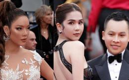 Lý Nhã Kỳ nói tự bỏ tiền túi đi Cannes là ngốc nghếch, Vũ Khắc Tiệp đáp: Gần 50 rồi mà hơn thua, ghen tị với đàn em?