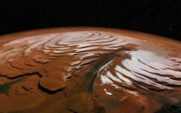 Phát hiện lượng nước đóng băng cực lớn trên Sao Hỏa - dấu vết cuối cùng thời cực cổ đại