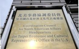 Đài Loan đổi tên đơn vị ngoại giao tại Mỹ