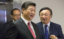 Nhà sáng lập Huawei: 'Tôi sẽ phớt lờ Trump xem ông ta đàm phán với ai'