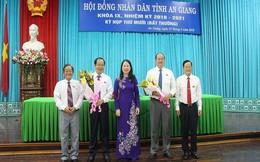 Tân Chủ tịch An Giang là tiến sĩ Giáo dục học