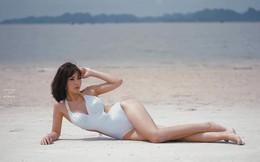 Thanh Hương 'Lan cave' liên tục tung ảnh bikini nóng bỏng 'từng centimet'