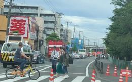 Tấn công bằng dao ở Nhật Bản, ít nhất 15 người bị thương