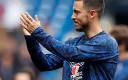 """Eden Hazard: """"Không bao giờ quay trở lại Anh thi đấu"""""""