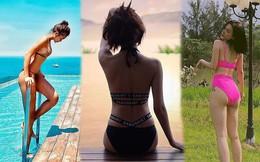 Mâu Thuỷ, Bảo Anh và nhiều mỹ nhân Việt khoe dáng nuột nà với bikini