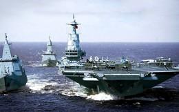 """Tàu sân bay Trung Quốc đang đóng nhái tàu Mỹ đã """"về hưu""""?"""
