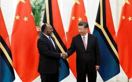 Ông Tập nói 'Trung Quốc không tìm kiếm ảnh hưởng tại Thái Bình Dương'