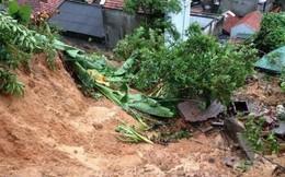 Hà Giang: Sạt lở đất, 3 người trong gia đình thương vong