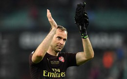 Cech nói gì sau trận cuối cùng thảm bại cùng Arsenal?