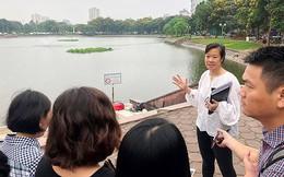 Chủ tịch Hà Nội yêu cầu thanh tra toàn diện về chế phẩm làm sạch hồ