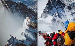 'Nóc nhà thế giới' Everest: Quá tải và chết chóc