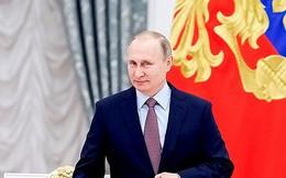 """Những dấu ấn """"chèo lái"""" nước Nga của Tổng thống V. Putin trong năm đầu nhiệm kỳ 4"""